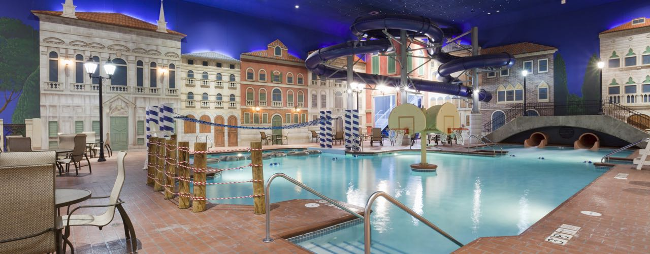 Hotels In St Paul Mn With Water Parks